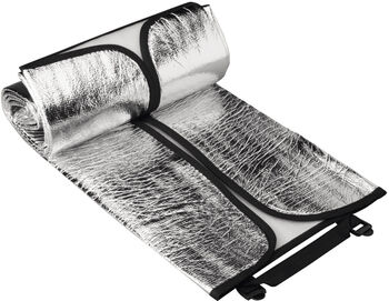 McKINLEY alumínium matrac alátét fehér