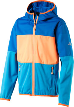 McKINLEY Clement jrs 5.8 fiú softshell kabát kék