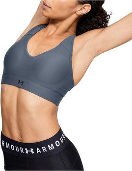 Under Armour Balance Mid sportmelltartó Nők szürke
