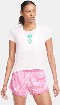 Nike  W NK Iconclashnői póló Nők rózsaszín