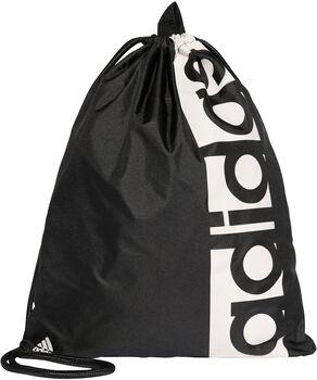 ADIDAS Linear Performance tornazsák fekete