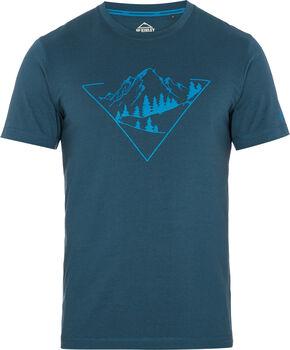 McKINLEY Ffi.-T-shirt Férfiak zöld