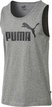 Puma ESS Tank férfi ujjatlan felső Férfiak szürke
