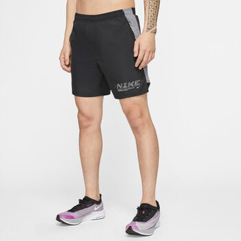 Nike Challenger férfi futósort Férfiak fekete