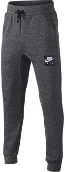 B Nike Air Pant gyerek szabadidőnadrág szürke
