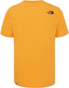M S/S Easy férfi póló