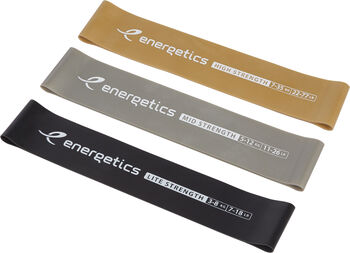 ENERGETICS  Mini Bands SetPro 1.0 fekete