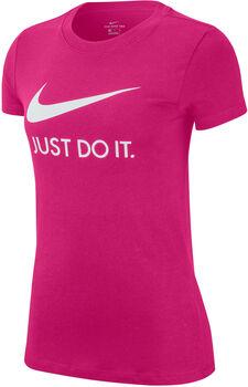 Nike Sportswear JDI Slim női póló Nők rózsaszín
