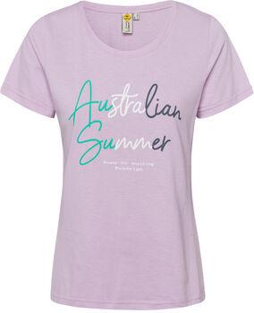 Roadsign Australian Summer női póló Nők lila