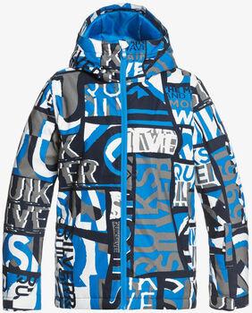 Quiksilver  Mission PrintedKn. Snowboardjacke kék
