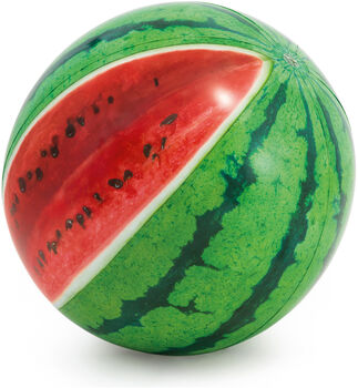 NOBRAND Dinnye mintájú labda zöld