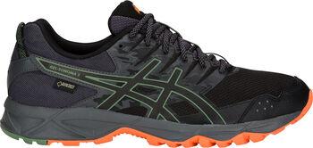 Asics Gel-Sonoma 3 G-TX férfi terepfutó cipő Férfiak fekete