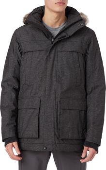 McKINLEY Lifestyle Hawk III férfi kabát Férfiak fekete