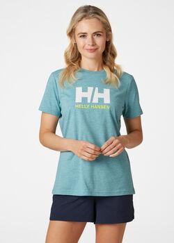 Helly Hansen W HH Logo női póló Nők kék
