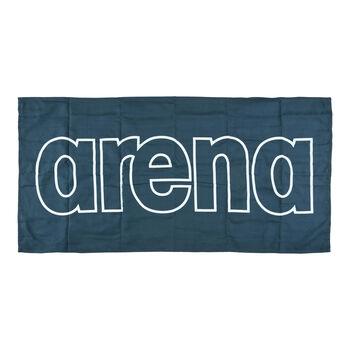 Arena Gym Smart törölköző kék