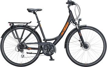 KTM Life Ride női városi kerékpár Nők fekete