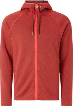 O'Neill PM Epidote FZ férfi fleece hosszúujjú felső Férfiak piros