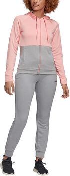 adidas WTS Linear FT Hoodie női melegítő Nők rózsaszín
