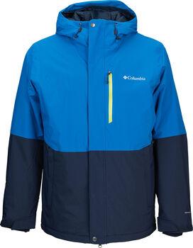 Columbia Winter District férfi kapucnis síkabát Férfiak kék