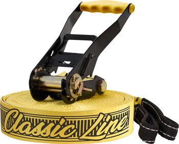 GIBBON  ClassicSlackline, 50 mm széles sárga