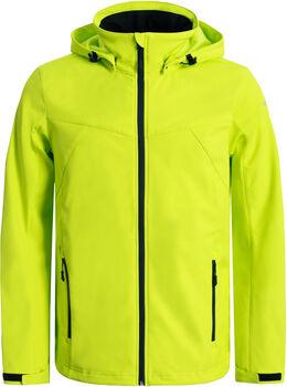 Icepeak Biggs férfi softshell kabát Férfiak zöld