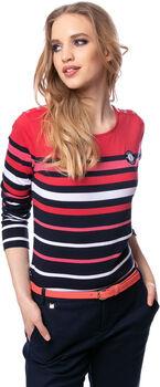 Heavy Tools Cirio női hosszú ujjú póló Nők piros