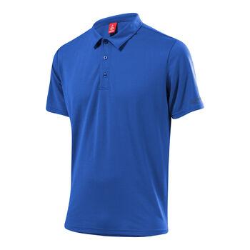 Löffler Hr. Poloshirt Férfiak kék