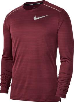 Nike M Nk Df Miler LS Flash hosszúujjú felső Férfiak
