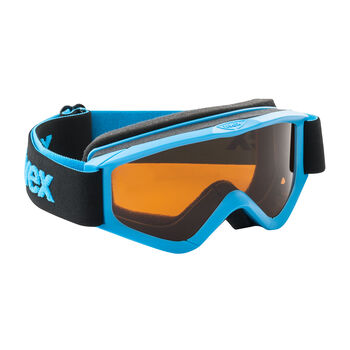 Uvex Speedy Pro gyerek síszemüveg kék