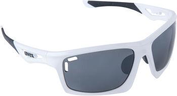 Uvex Axento napszemüveg Férfiak fehér