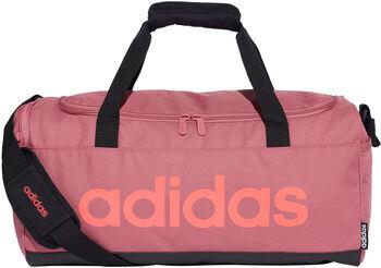 adidas Linear Logo Duffle sporttáska piros