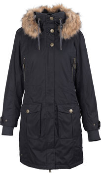 G.I.G.A. DX  Dokamanői kapucnis kabát Nők fekete