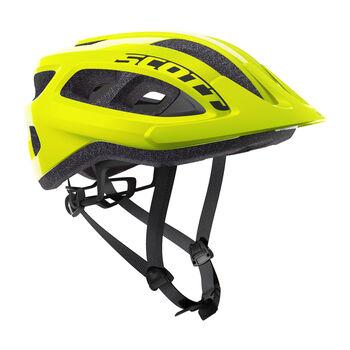 SCOTT Supra Inmold kerékpáros sisak sárga