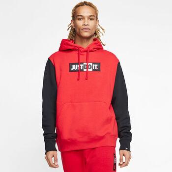 Nike  Ffi.-Kapucnis pulóv.M NSW JDI HOODIE PO Férfiak piros