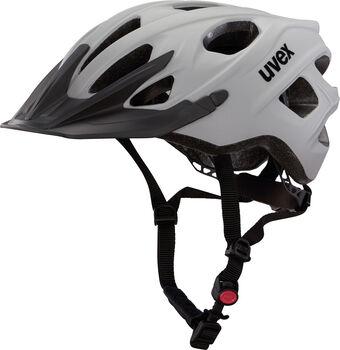Uvex Axento kerékpáros sisak Férfiak szürke