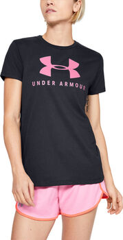 Under Armour  Női-T-shirtGRAPHIC SPORTSTYLE CLASSIC Nők fekete