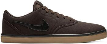 Nike SB Check Solarsoft Canvas szabadidőcipő Férfiak barna