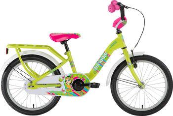 """GENESIS Princessa 18"""" lány kerékpár zöld"""