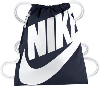 Nike Heritage Gymsack tornazsák kék