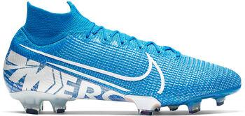 Nike Superfly 7 Elite FG felnőtt stoplis focicipő Férfiak kék