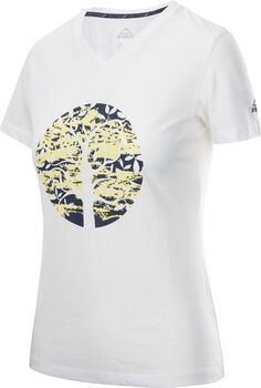 McKINLEY Női-T-shirt Mally Nők törtfehér