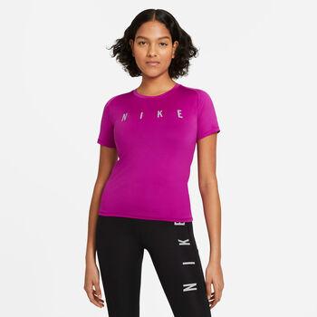 Nike Miler Run Division női póló Nők rózsaszín