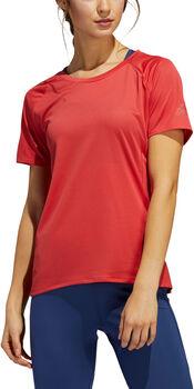 adidas 25/7 Rise Up N Run női póló Nők piros