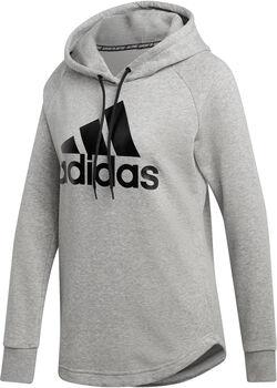 adidas W MH BOS OH HD Nők szürke