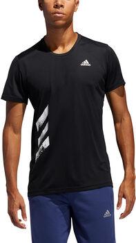adidas RUN IT TEE PB férfi póló Férfiak fekete