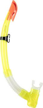TECNOPRO S7 C Jr. gyerek búvárpipa sárga