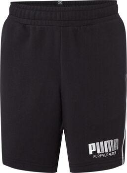 Puma Sweat Short gyerek rövidnadrág Fiú fekete