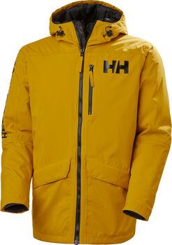 Helly Hansen Active Fall 2 Parka férfi kabát Férfiak barna