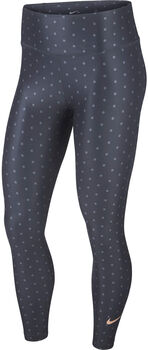 Nike Dri-FIT Power FFF 7/8-os női nadrág Nők kék