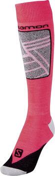 Salomon Performance sízokni rózsaszín